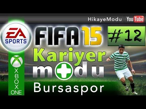 Fifa 15 Kariyer Modu - Bursaspor #12 Kim daha büyük İstanbul !!
