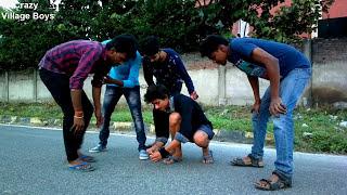 Desi Boys VS City Boys - Diwali Celebration | Happy Diwali 2017