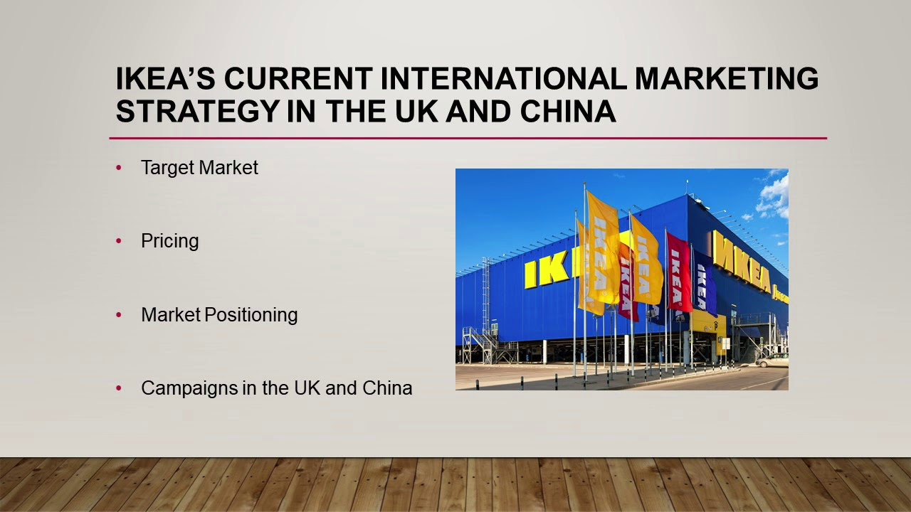 ikea global marketing strategy