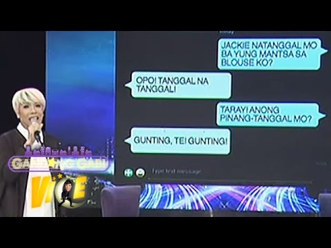 Vice shares funny 'Yaya' text messages