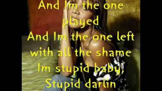 Toni Braxton - Stupid lyrics
