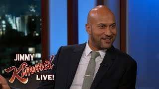 Keegan-Michael Key on New Movie The Predator