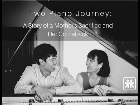 Two Piano Journey: A Benefit Recital for Wu Yee Children's Services