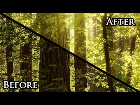How to Add a Soft, Magic Glow to Your Photos in Photoshop