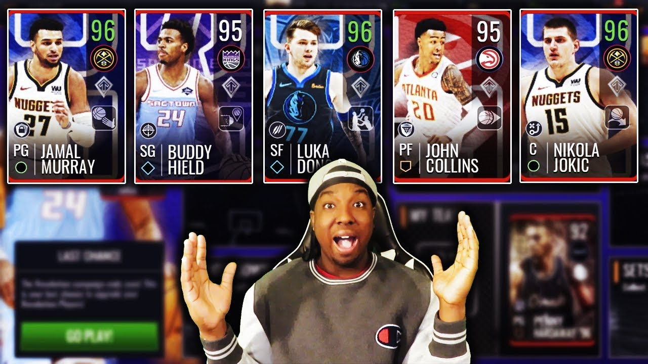 bc751458ef3639 PLAYING WITH EVERY RESOLUTIONS MASTER IN NBA LIVE MOBILE 19!!! - YouTube