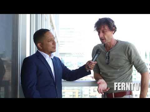 FERNTV interview with Boudewijn Koole @TIFF 2017