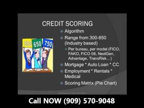 Credit 101 Part2 - Credit Scores