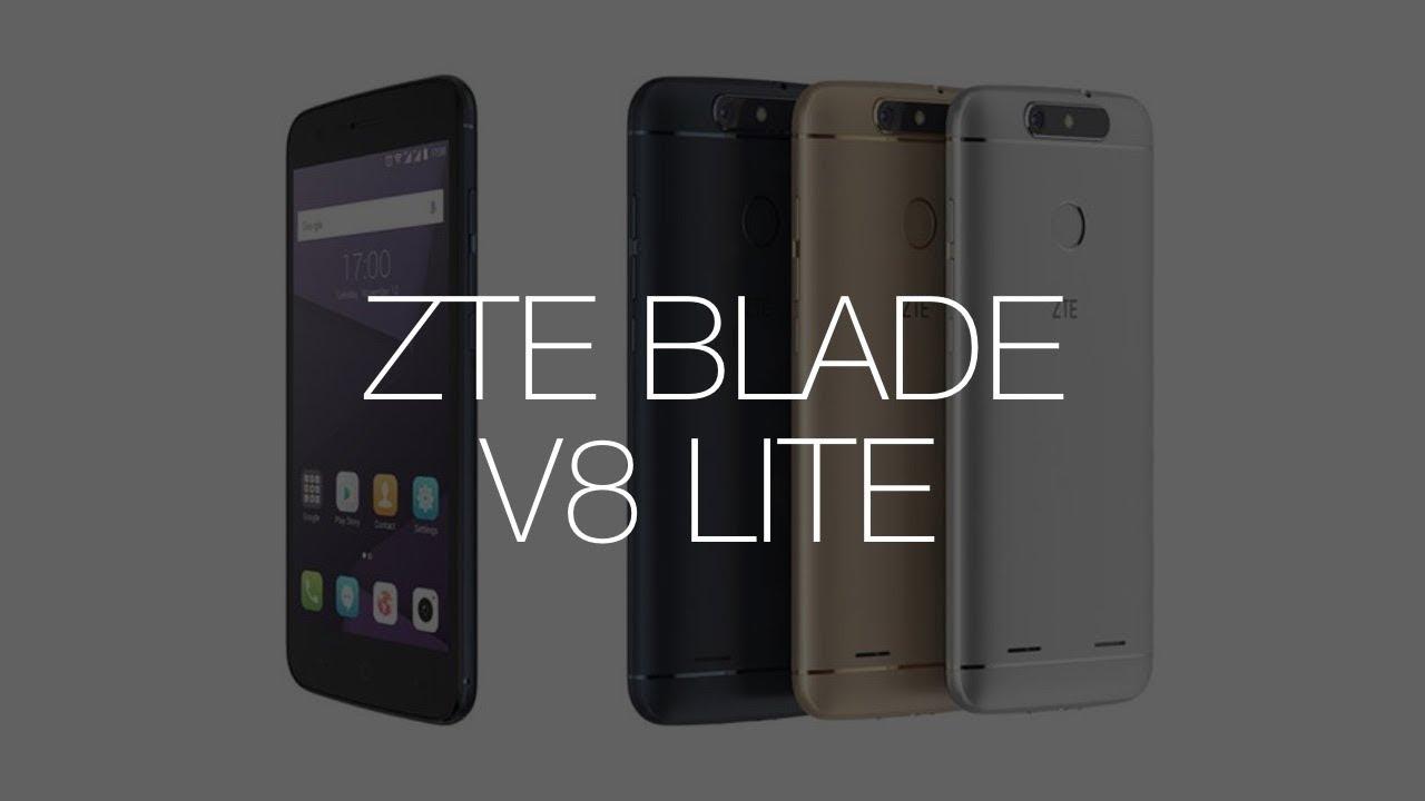 ZTE Blade V8 Lite – solidny smartfon za 649 zł