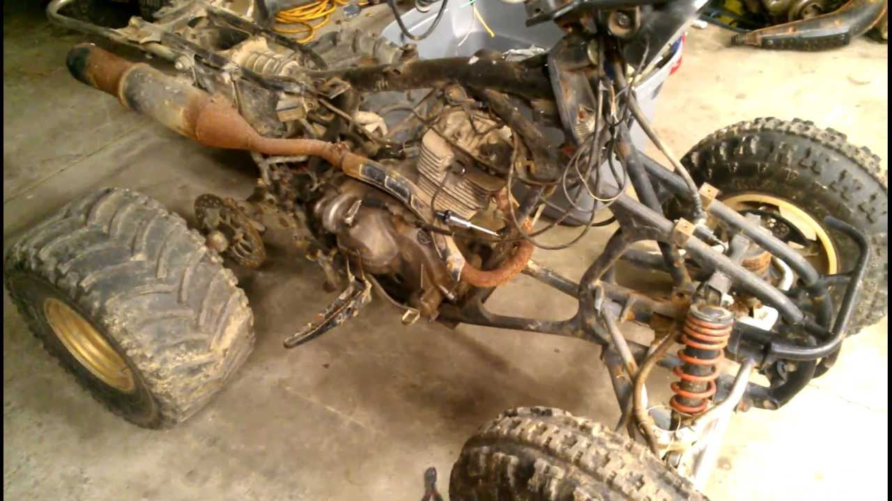 Suzuki 230 Quadrunner Wiring Diagram Free For You 2000 Lt230 Parts Youtube Rh Com Quadsport 2006 Eiger Key