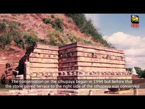 Abhayagiriya, an immaculate gem that rises above antiquity (HD)