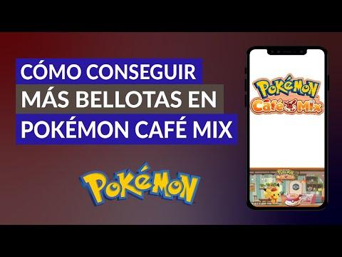 Cómo Obtener o Conseguir más Bellotas en Pokemon Café Mix ¡Así de fácil!