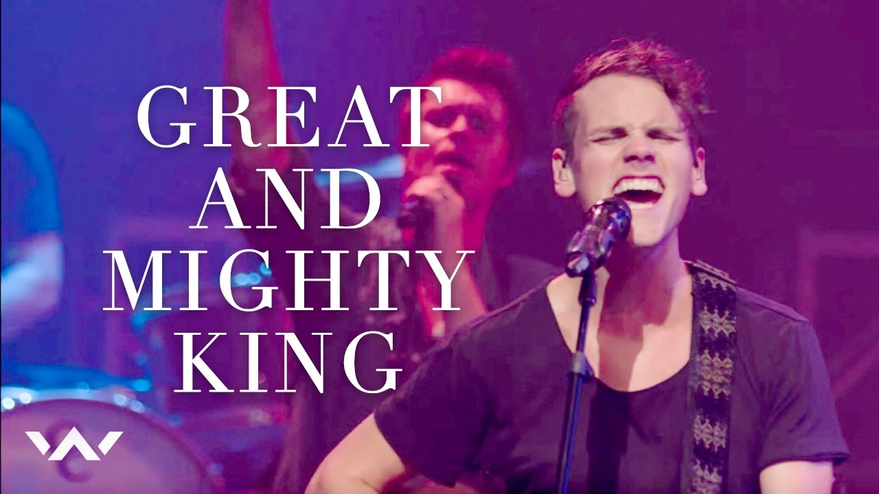 Great and Mighty King | Live | Elevaiton Worship