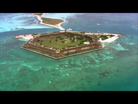 Dry Tortugas National Park on Yankee Freedom III