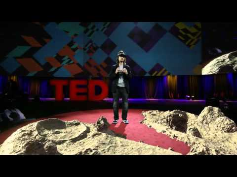 Alex Kipman - The Dawn of the Age of Holograms - TED