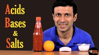 Acids Bases and Salts