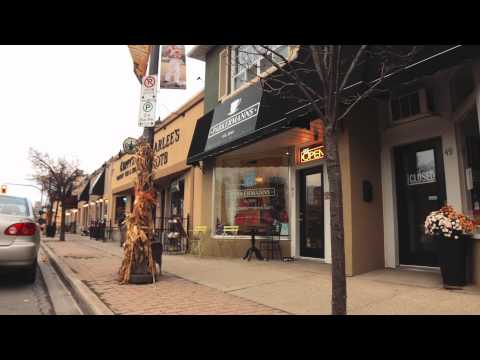 City of Hamilton - Business Improvement Areas.