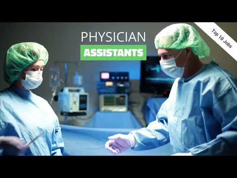 Top 10 Healthcare Jobs in USA