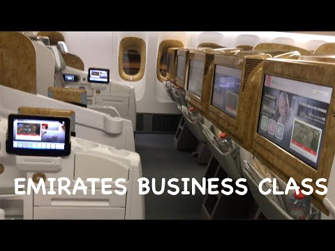 EMIRATES AIRLINES - BUSINESS CLASS | HARARE TO LUSAKA | BOEING B777 | 2 DEPARTURE LOUNGES