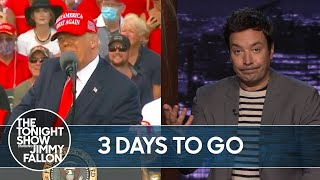 Trump Holds Yet Another Dangerous Rally | The Tonight Show