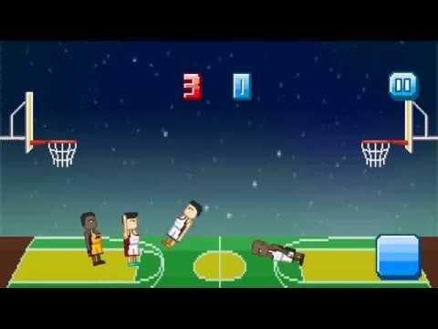 Funny Basketball gameplay trailer