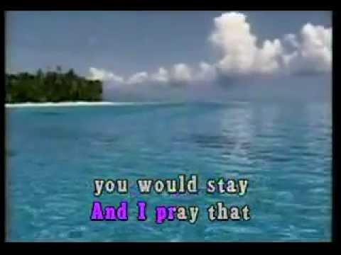 Till My Heartaches End (Videoke)