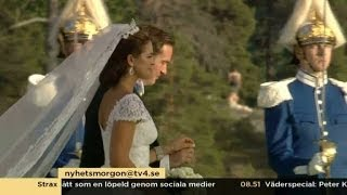 Är ni brudparet vi söker? - Nyhetsmorgon (TV4)