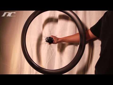 ล้อเสือหมอบคาร์บอน NC Carbon wheelset R series