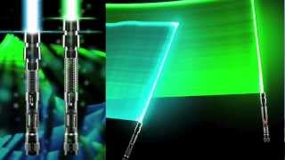 wicked lasers lasersaber official video