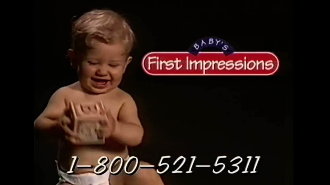 Download Opening to Baby's First Impreesions Volume 7 Sounds VHS