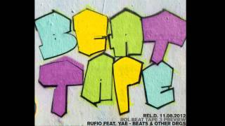 Rufio feat. Yae - Beats & Other Drgs // Rapohnelizenz Beat Tape 3 Preview