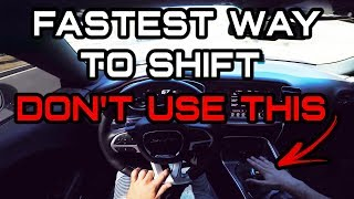 HOW TO STREET RACE AN AUTOMATIC! TIPS FOR CHALLENGERS & CHARGERS