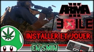 TUTO ARMA 3 - Télécharger/Installer Exile MOD (en 5min) [PC-FR]