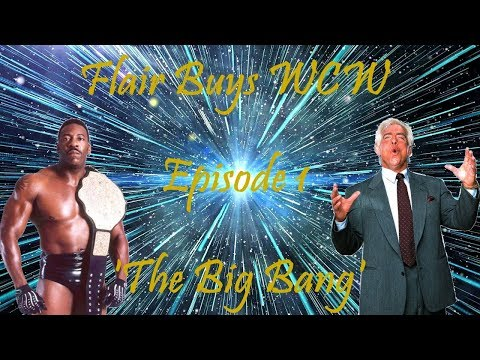 TEW 2016: Ric Flair Buys WCW Episode 1: The Big Bang (w/Mild