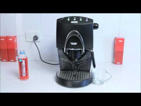 Coffee Machines: How to Descale Map's Presto Coffee Machines
