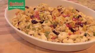 Chef Tip  Summer Pasta Salad with Fresh Corn & Buitoni Tortellini
