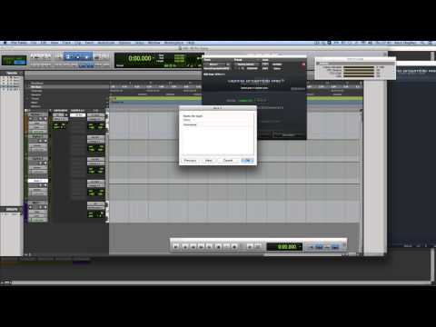 Using Vienna Ensemble Pro 5 With Pro Tools 9, 10 and 11