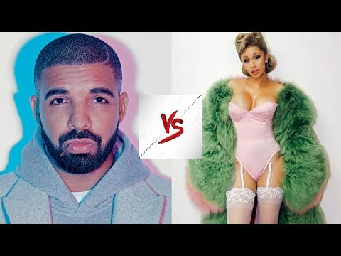 DRAKE drops NEW SONG with THE SAME Lauryn Hill song CARDI B  used in