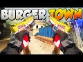 the NEW BURGER TOWN CAMO is Nostalgic... (New Burger Town Camo in Modern Warfare)