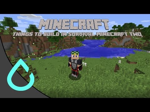 How to Make Cool Stuff in Minecraft (with Pictures) - wikiHow