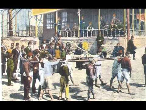 İSTANBUL TÜRKÜLERİ Kadifeden kesesi