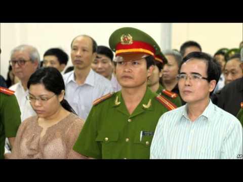 Những căng thẳng trước phiên xử phúc thẩm Ls Lê Quốc Quân