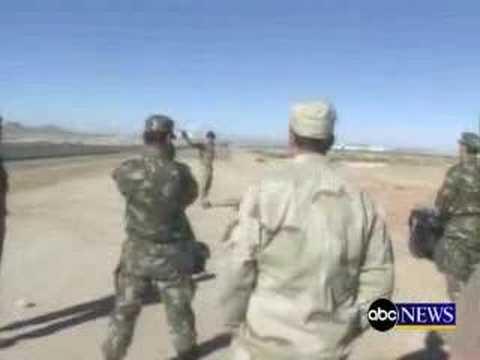 US Army in Algeria