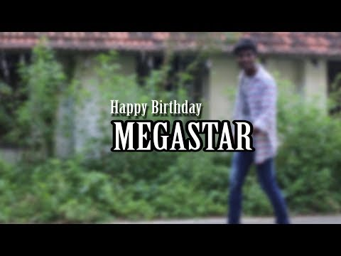 Thumbnail: Mega Star Chiranjeevi birthday wishes | Dance By Sashi Kumar | Edited By Vishal