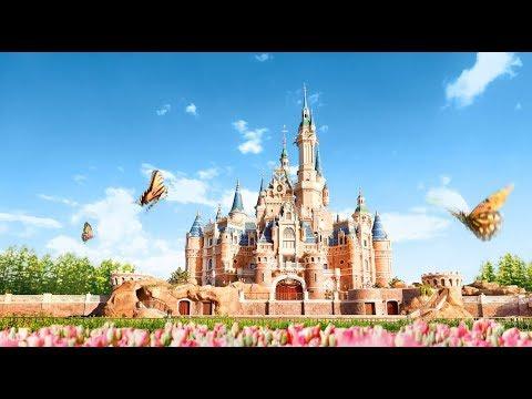 Shanghai Disneyland Walkthrough