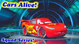 Cars 2 Game Play - Lightning McQueen Squad Series 01