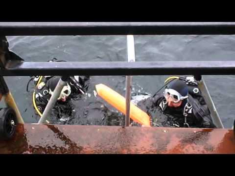 Une semaine de plongée à Scapa Flow avec Profil Plongée