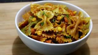 পাস্তা  Bangladeshi  style Homemade Pasta recipe.(পাস্তা রেসিপি)