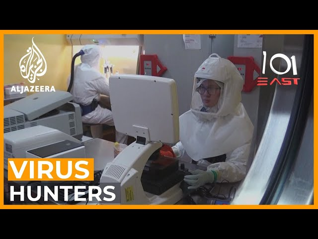 The Virus Hunters | 101 East