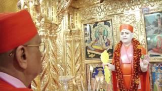 Jay Swamibapa Vhala Jay Swamibapa-Aarti (Shree Swaminarayan Gadi Sansthan)