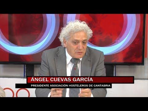 La previsión hostelera en Cantabria para 2020 por Ángel Cuevas